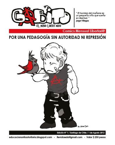 Gabito el niño libertario - Edición N°1