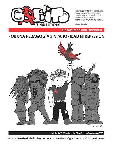 Gabito el niño libertario - Edición N°2